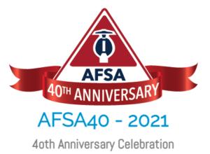 AFSA40 Convention Logo